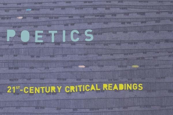 postcolonial poetics book picture