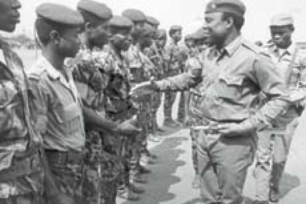 the katangese gendarmes and war in central southern africa