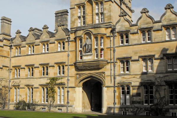updated university college profile